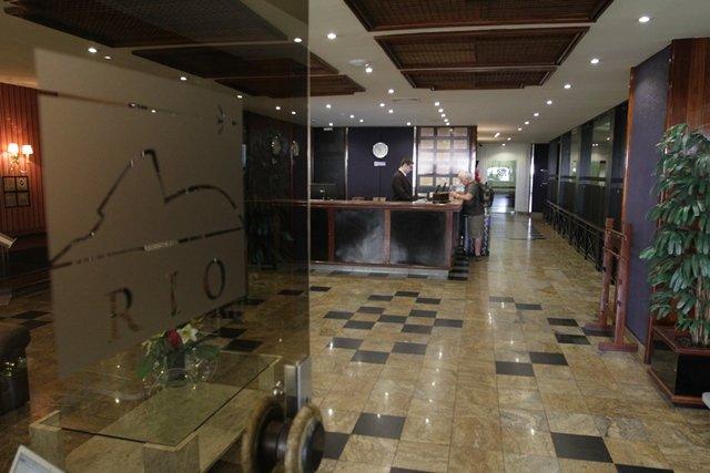 ルクソール エアポート ホテル