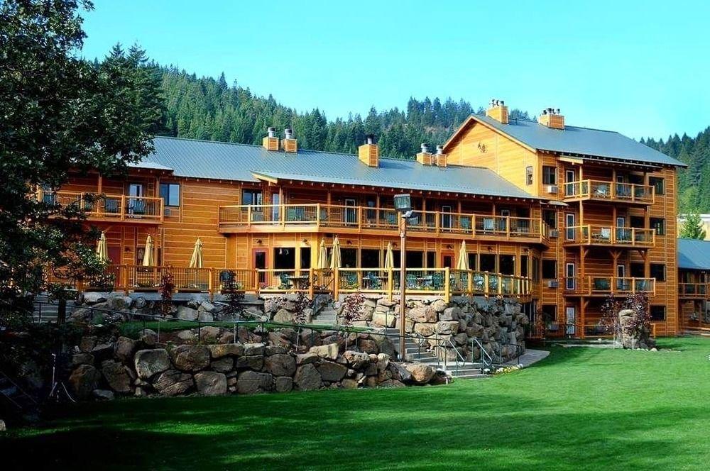 Callahan's Mountain Lodge