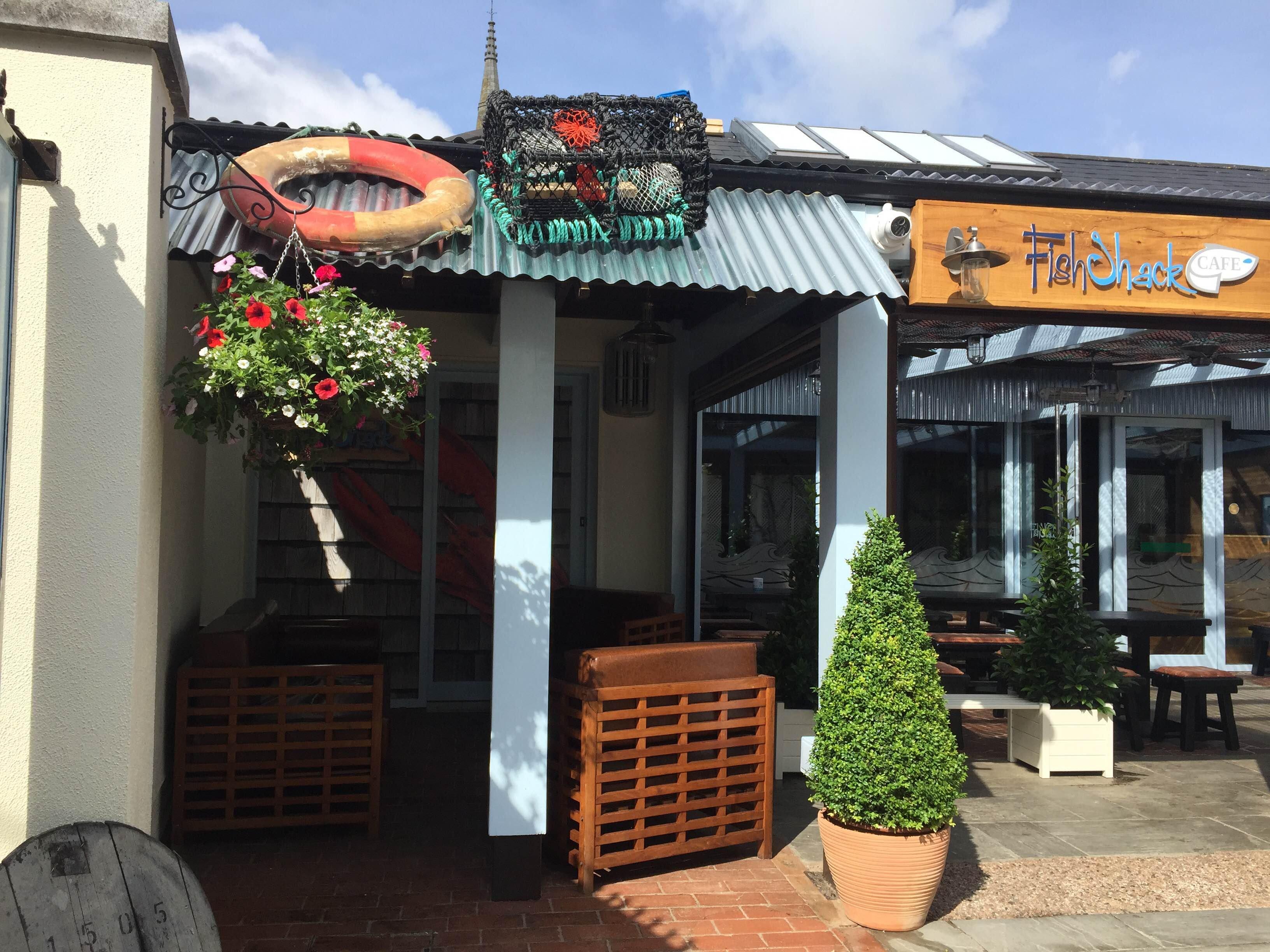 Fish Shack Cafe Malahide