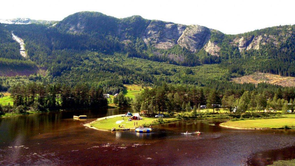 Flateland Camping