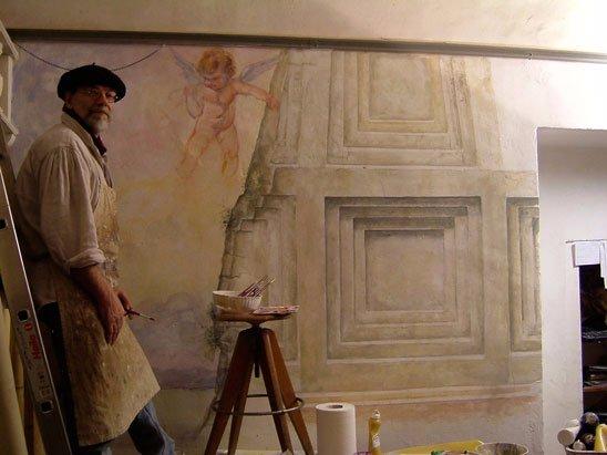 il PITTO studio d`ARTE di Gabriele Mossa