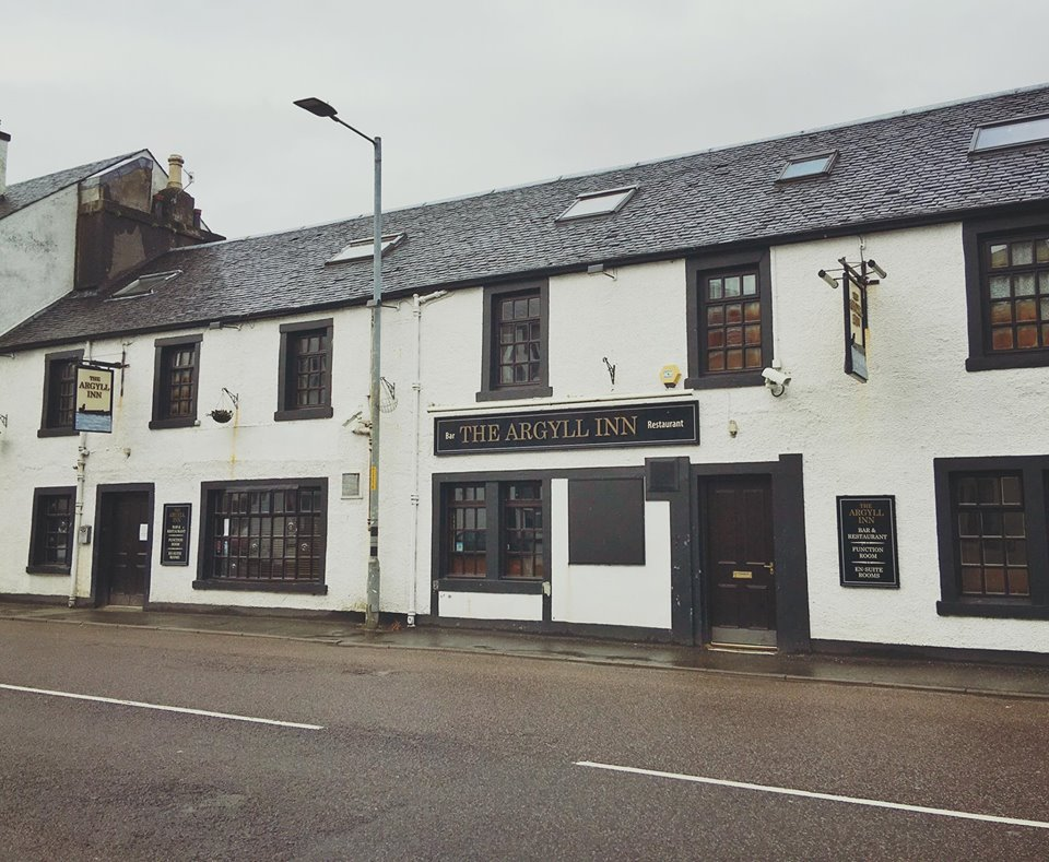 The Argyll Inn