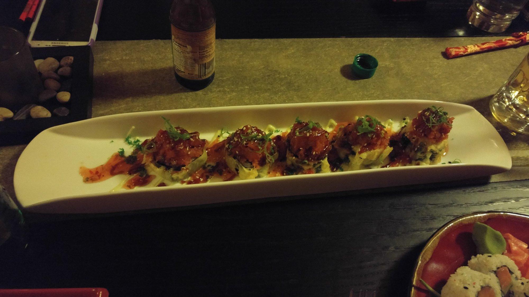 Bambu Sushi and Fusion