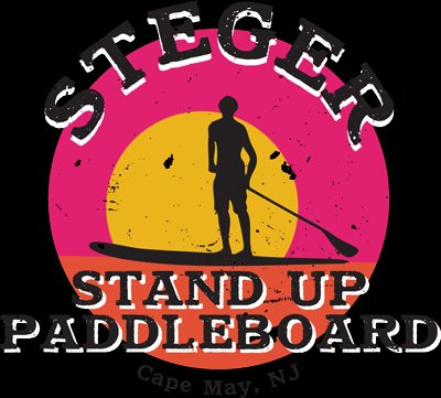 Steger Stand-Up Paddleboarding