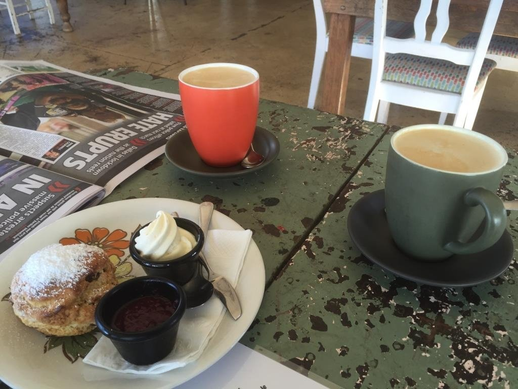 Aussie Outback Wares And Cafe