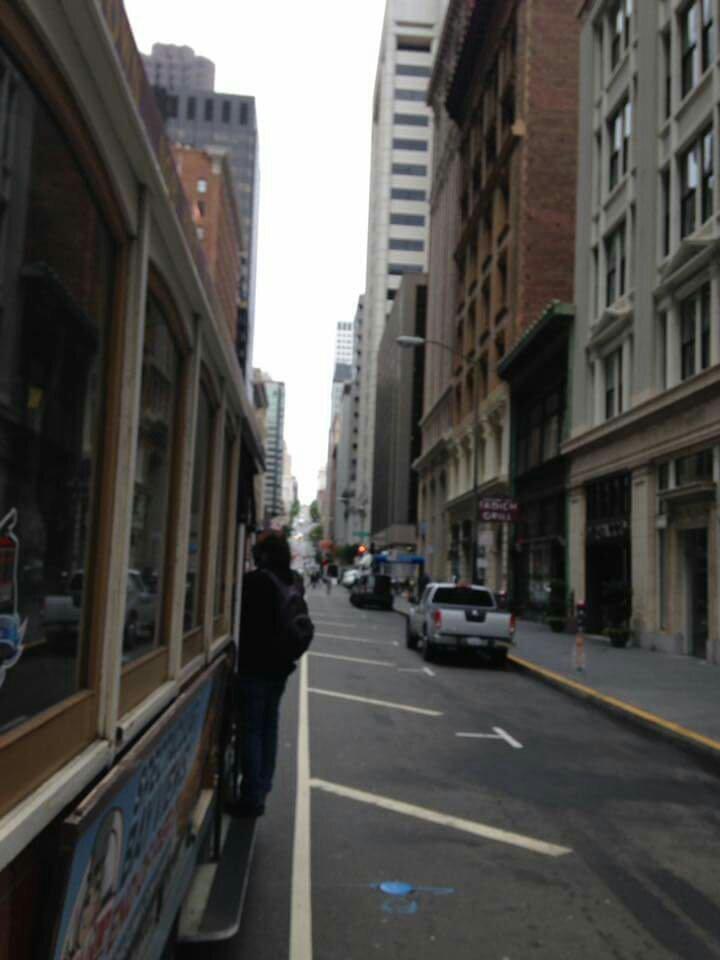 Cable Car Ride en San Francisco