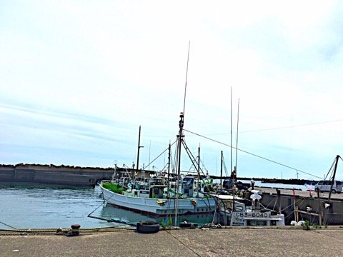Choshi Fishing Port