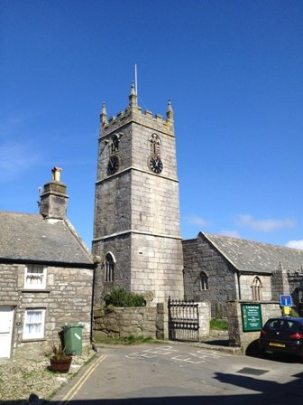 St Just-in-Penwith Parish Church