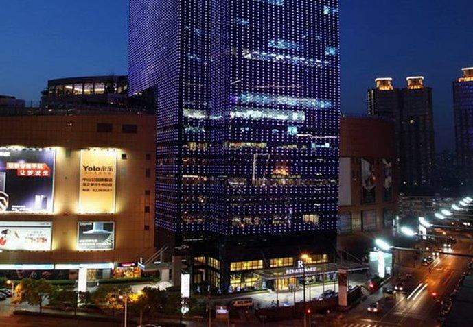 โรงแรมเรอเนสซองซ์ เซี่ยงไฮ้ จงซัน พาร์ค