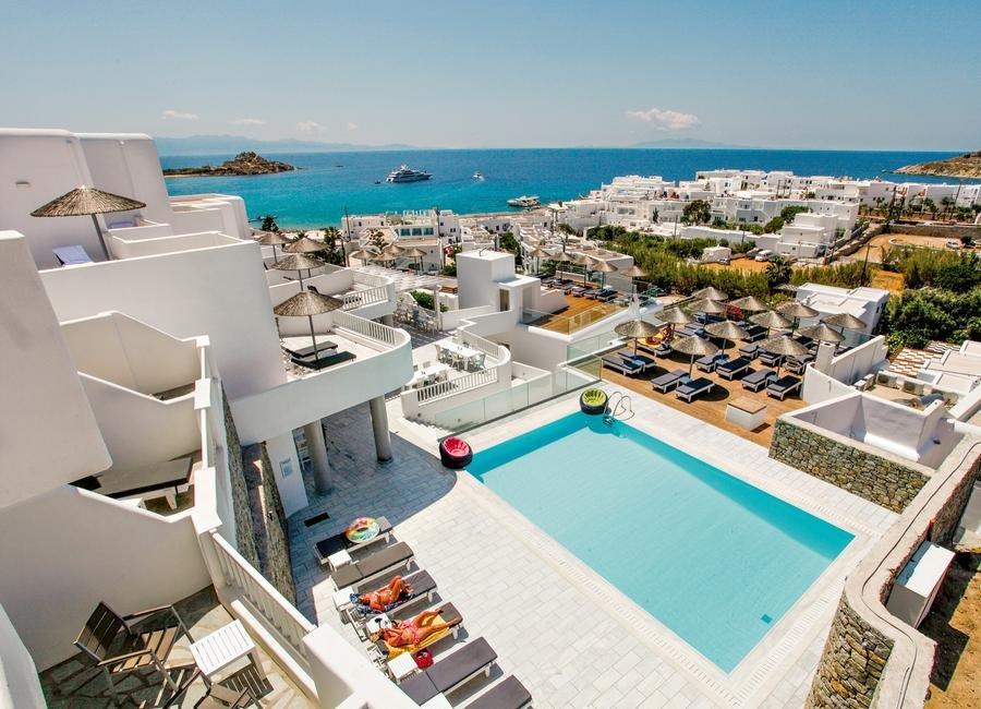 the george mykonos greece hotel reviews photos u price comparison tripadvisor