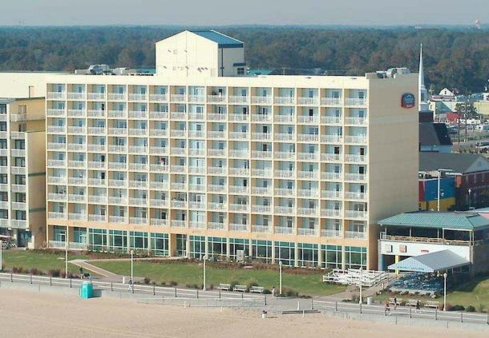 維吉尼亞海濱萬豪費爾菲爾德套房飯店