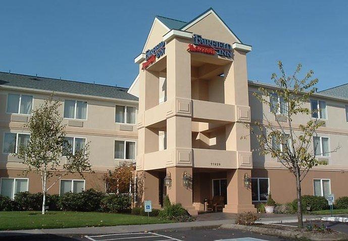 Fairfield Inn & Suites Portland Airport