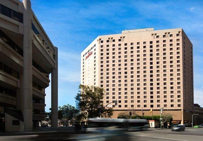 奧克蘭市中心萬豪飯店