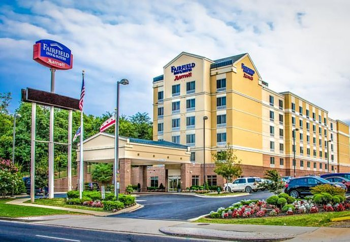 ‪Fairfield Inn & Suites Washington, DC/New York Avenue‬
