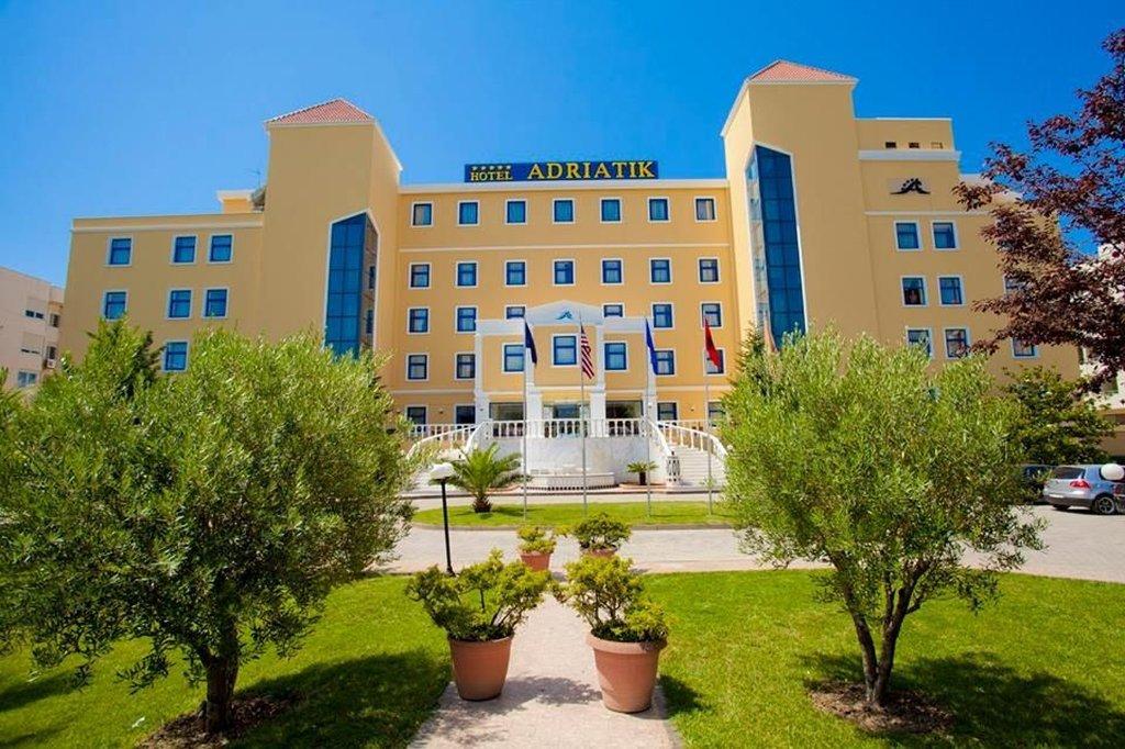 アドリアティック ホテル