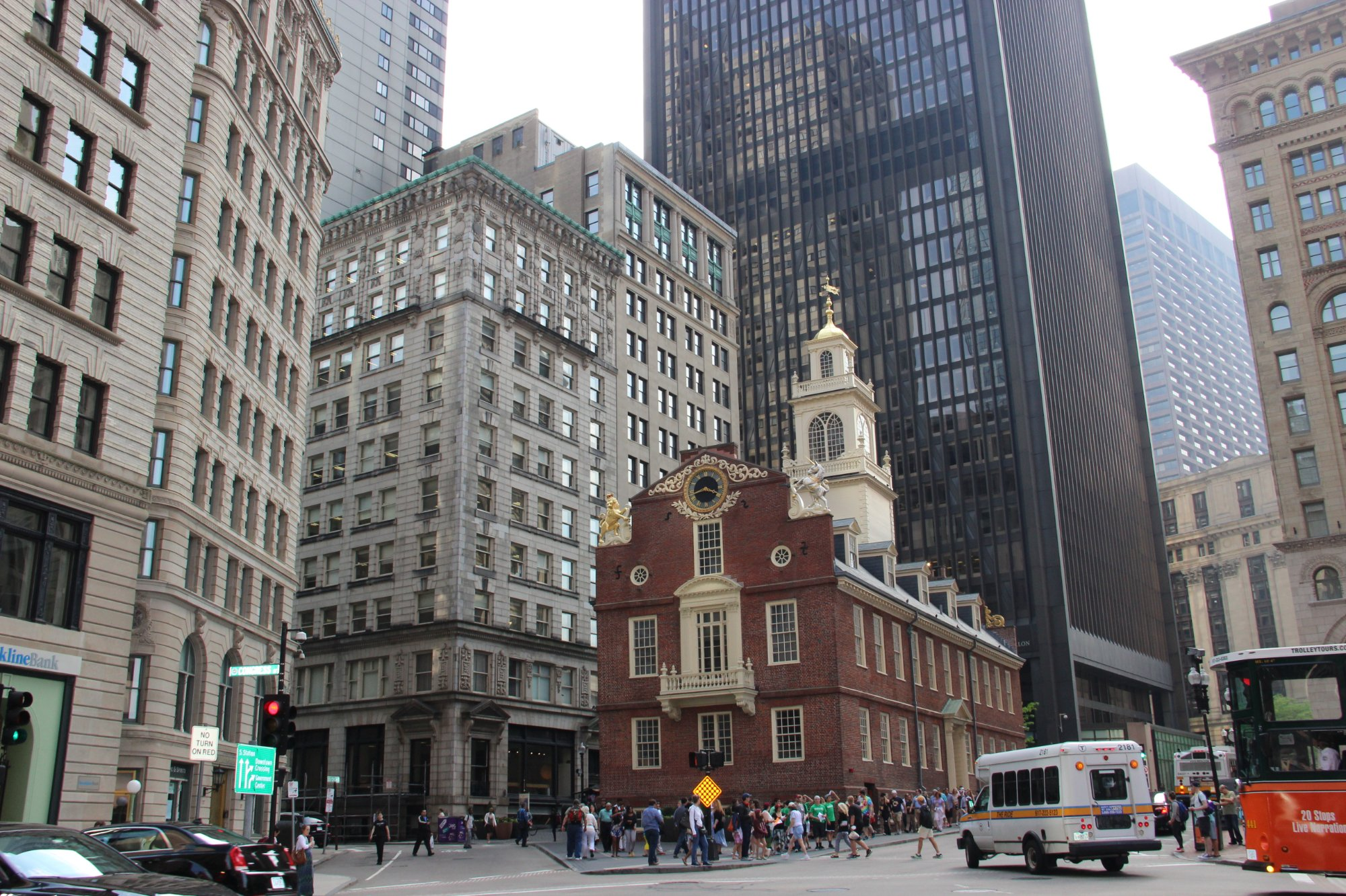 Old State House and museum