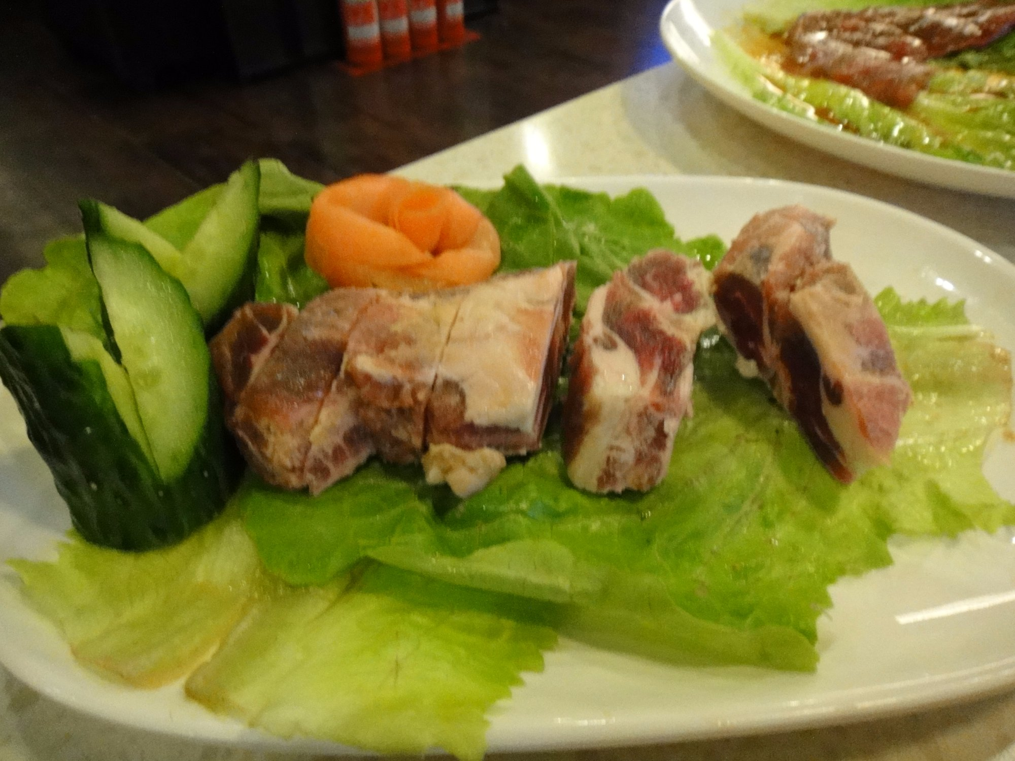 Jin Han Gong Korean Restaurant (Wushang)