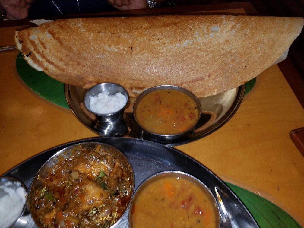 Dakshin indian cuisine orlando restaurantanmeldelser for Aashirwad indian cuisine orlando reviews