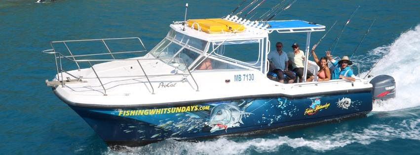 Fishing Whitsundays