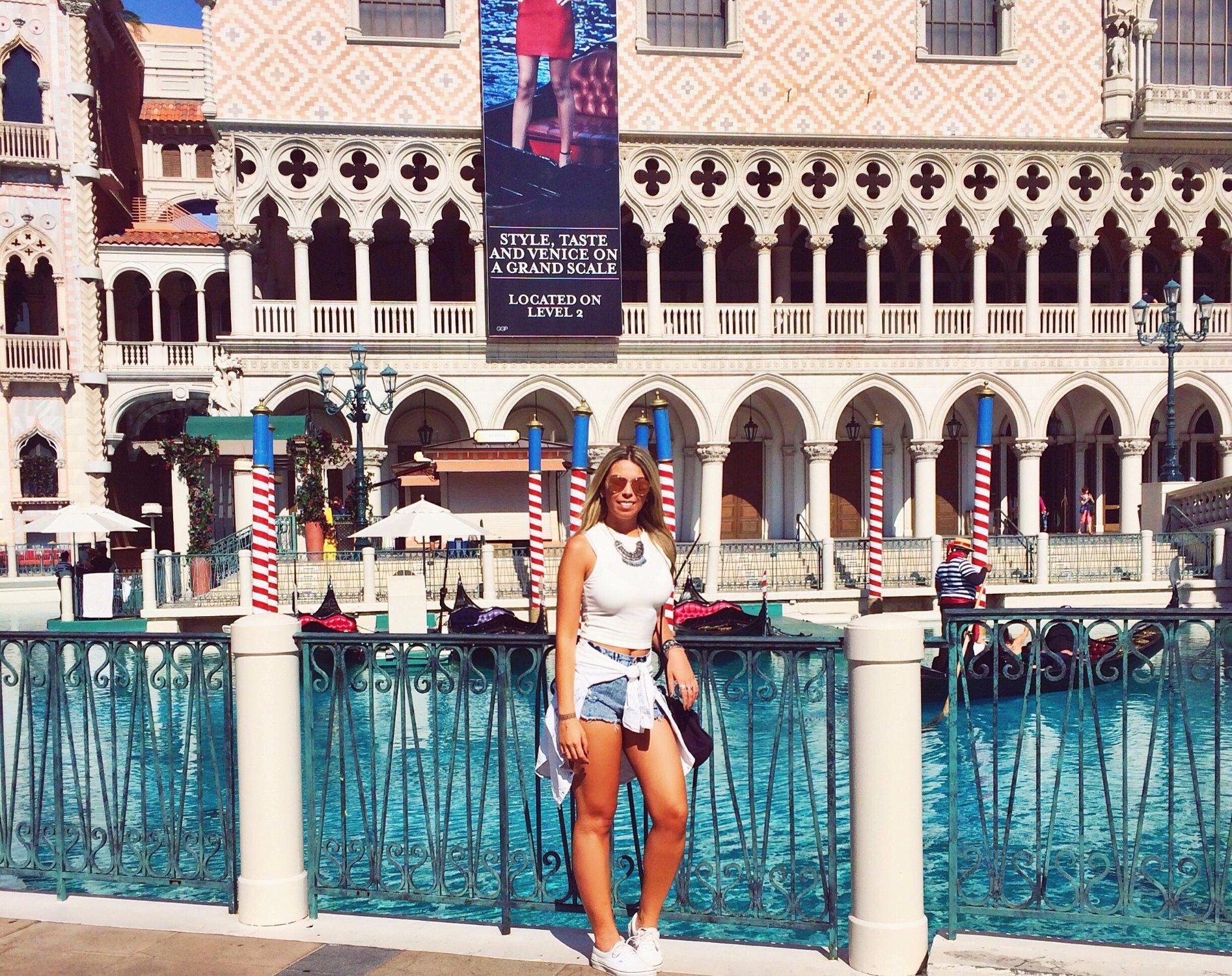 Hotel The Venetian em Las Vegas