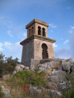 Mirador de Puig de Sa Moneda