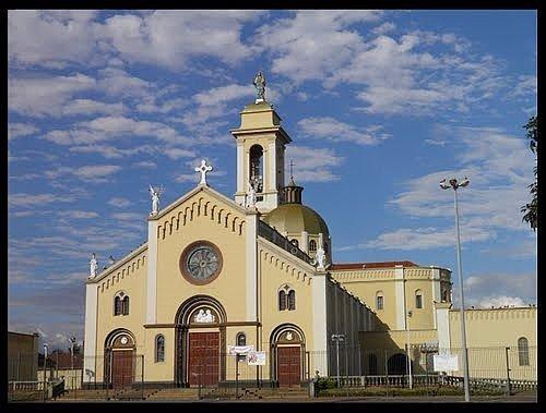 Shrine of Nossa Senhora D'Abadia