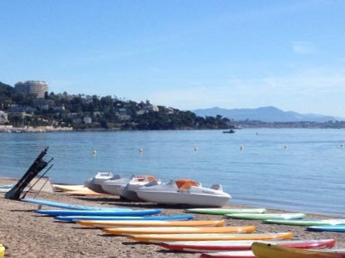 Cannes Standup Paddle