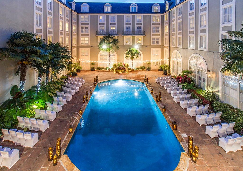 波旁奧爾良酒店