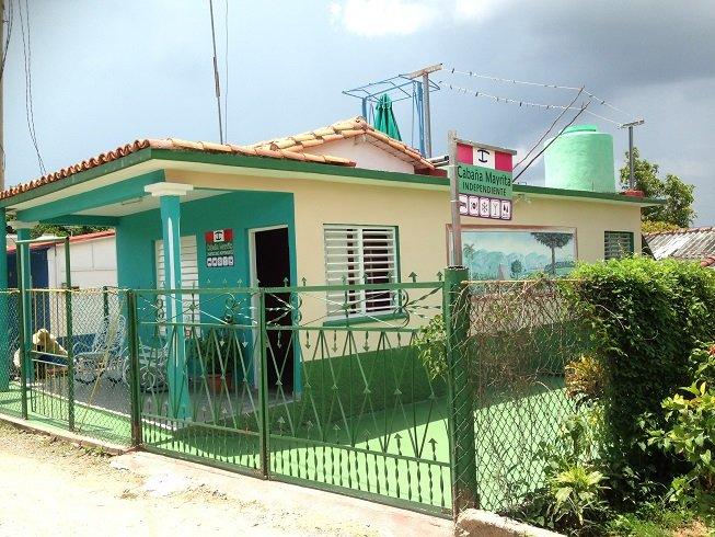 Cabaña Mayrita