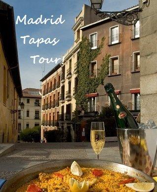 Walks of Madrid
