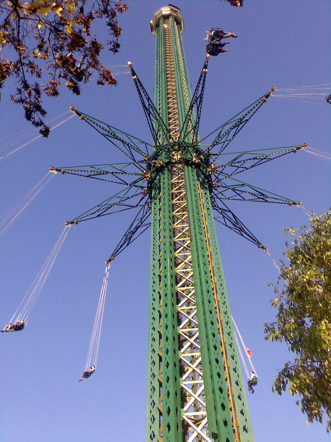 prater, amusement for youngsters