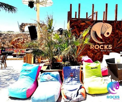 ‪Rocks Beach Club‬