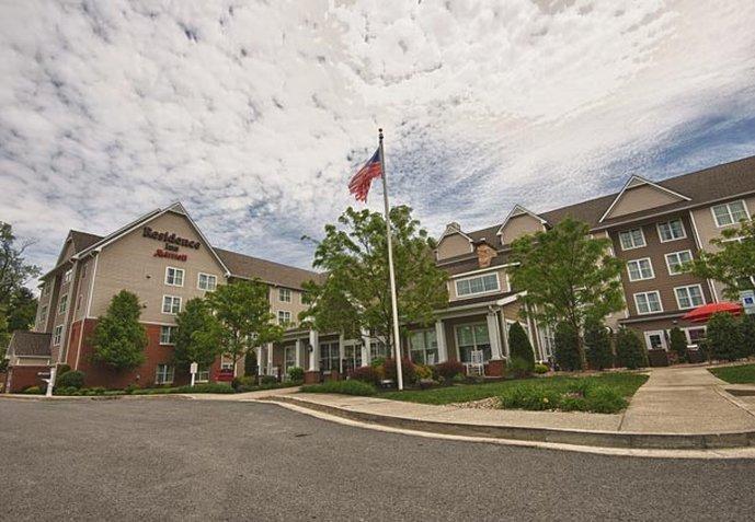 摩根萬豪公寓飯店
