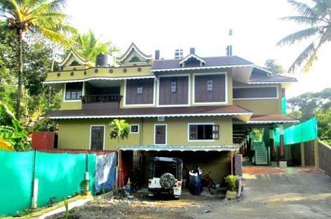 Thekkady Heritage Villa