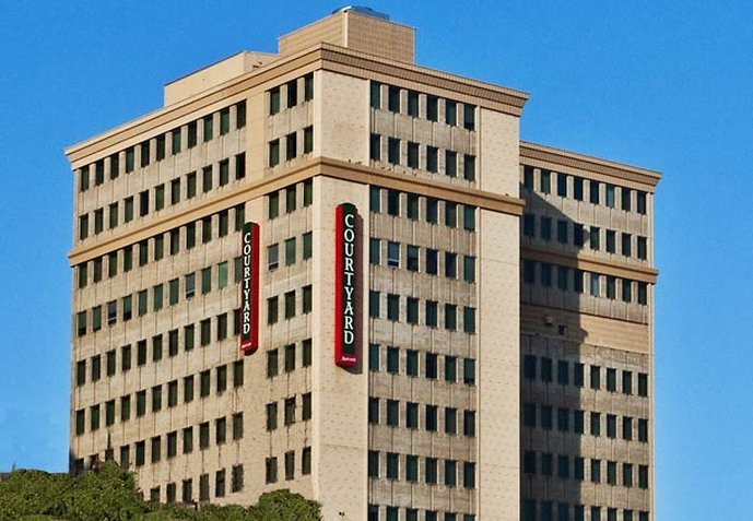 埃德蒙顿市中心万怡酒店