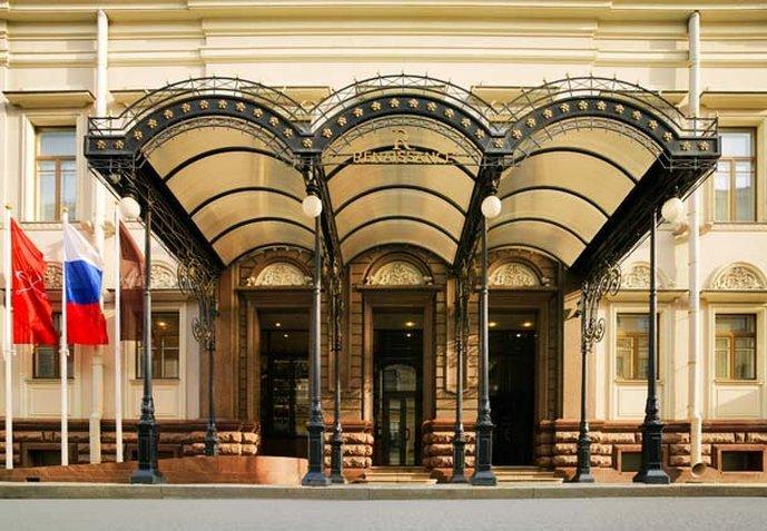 ルネッサンス サンクトペテルブルグ ホテル