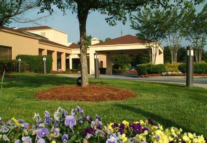 Courtyard Greenville Haywood Mall