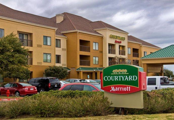 Courtyard Austin Round Rock
