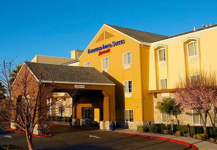 Fairfield Inn & Suites Napa American Canyon