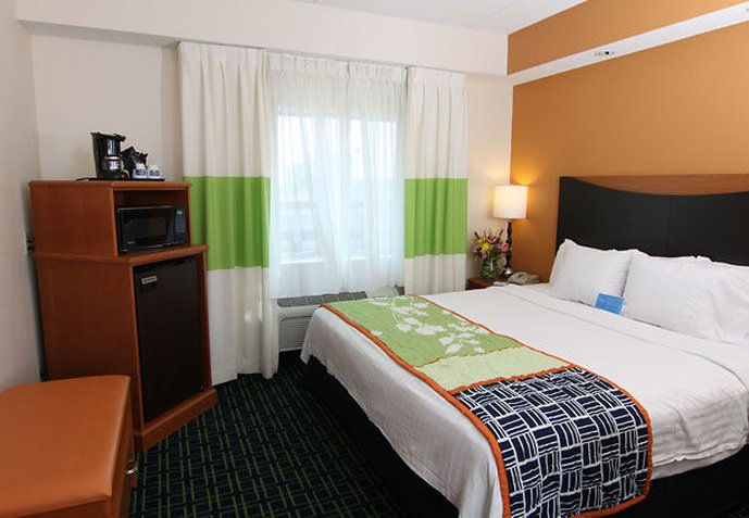 Fairfield Inn & Suites Minneapolis-St. Paul Airport