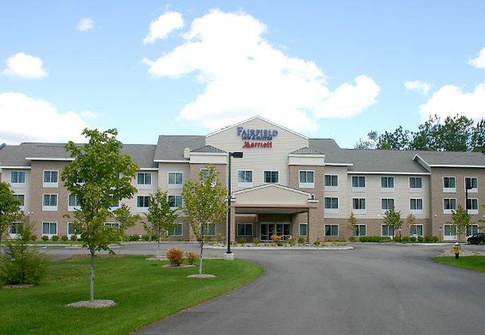 Fairfield Inn & Suites Brunswick Freeport