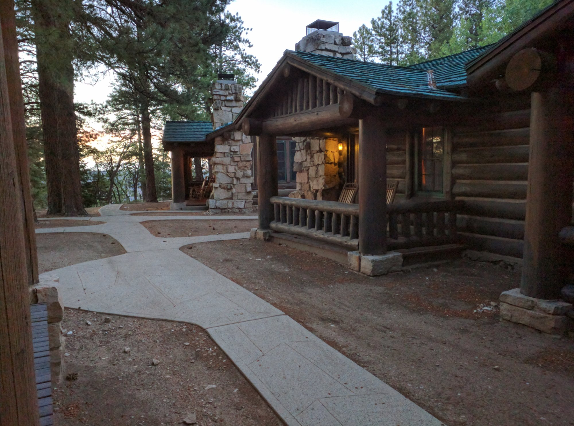 Grand Canyon Lodge North Rim Review Family Vacation Critic