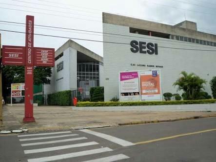 SESI - Marilia Theater