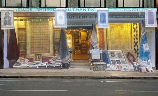 Authentic Carpet & Rugs Gallery
