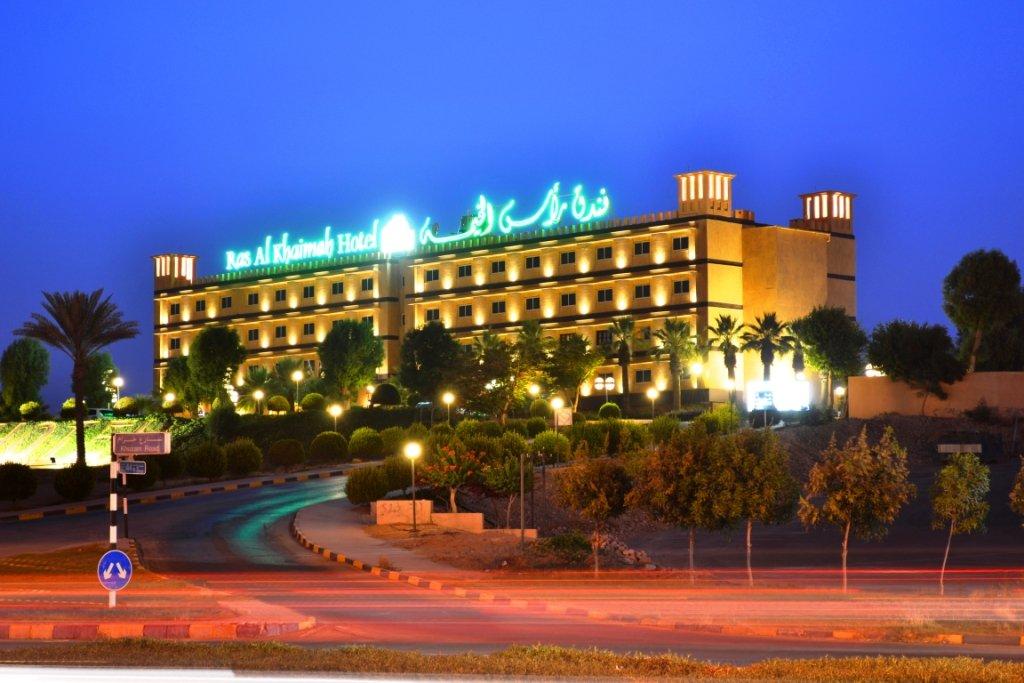 哈伊馬角酒店