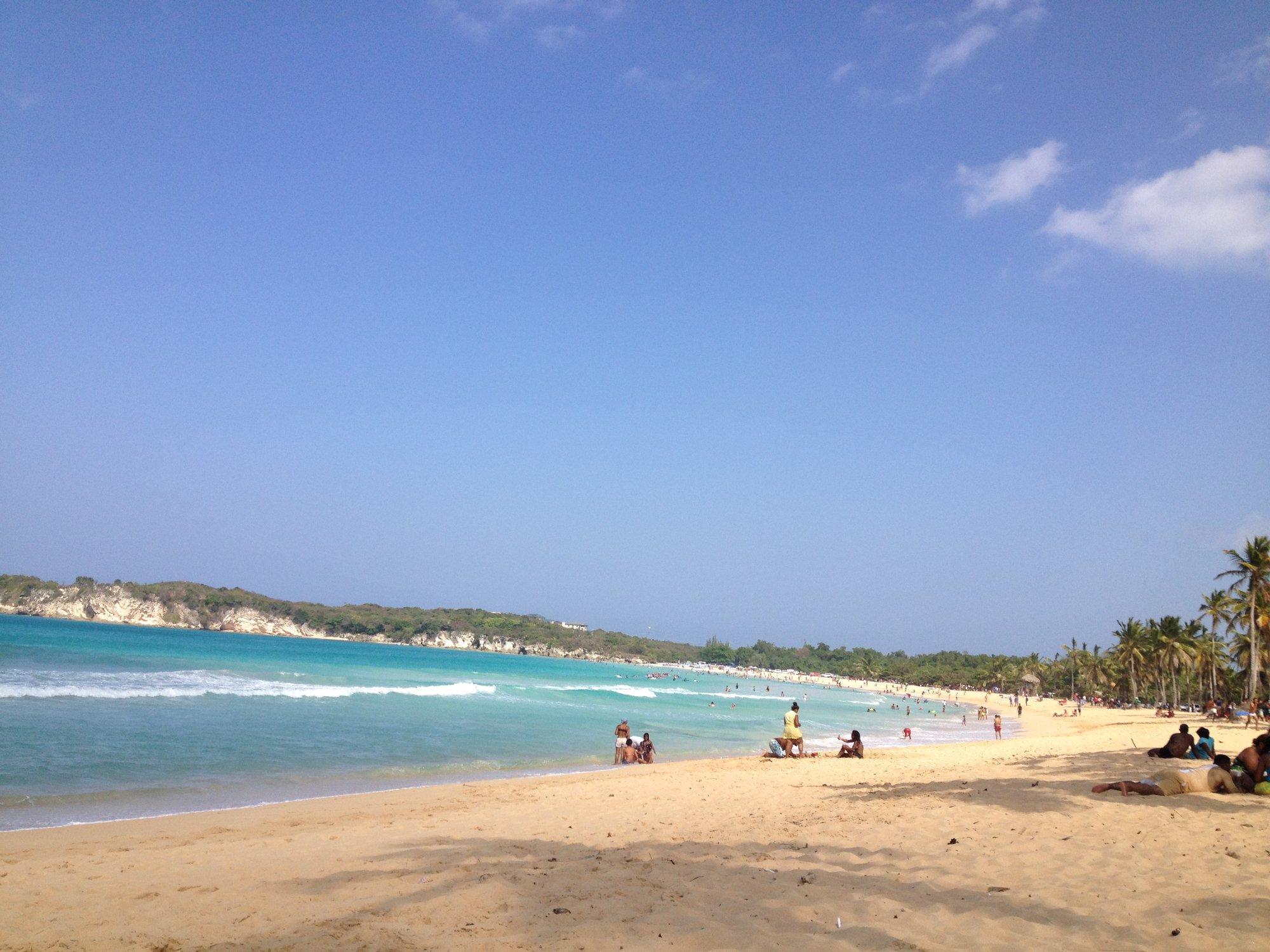 Macao Beach