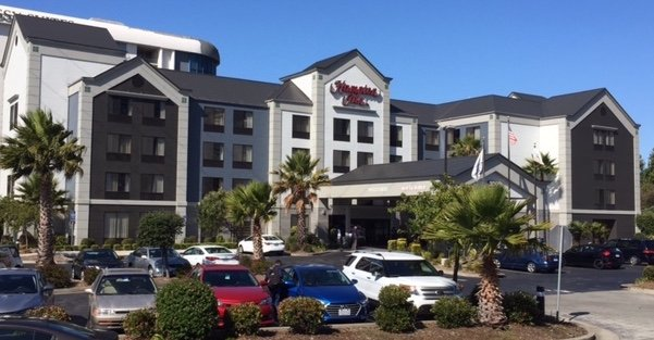 Hampton Inn San Francisco-Airport