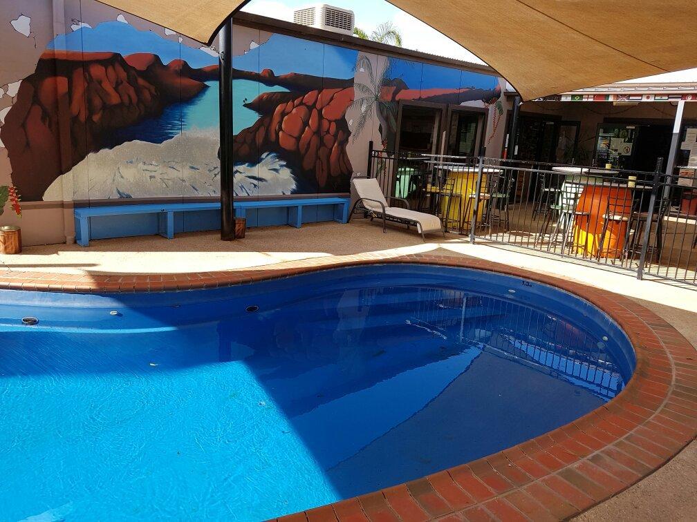 Mildura Oasis Backpacker Hostel