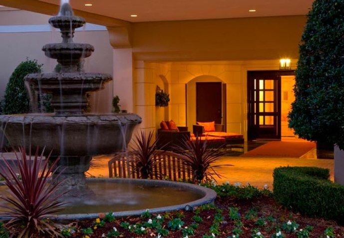 夏洛特南方公園萬豪酒店