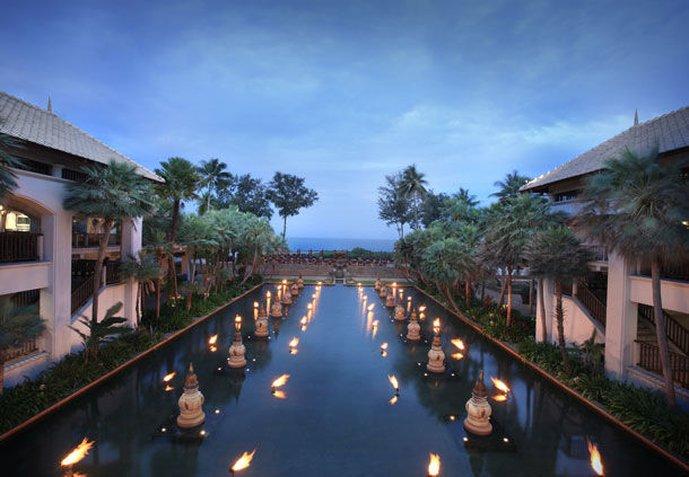 普吉島JW 萬豪度假酒店及水療中心